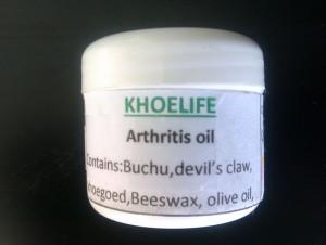 Arthritis-Oil